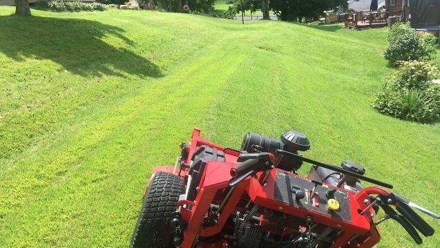lawn mowing service kingsport tn