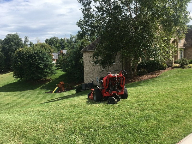 See Our 5 Star Mowing Service Reviews Hall S Pro