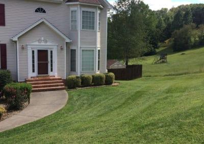lawn mow service
