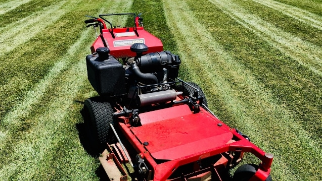 lawn mowing reviews