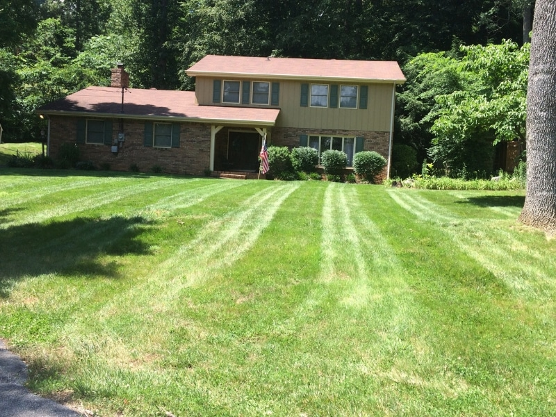 reliable lawn mowing service near me