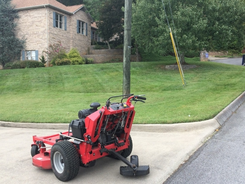 spurgeon tn lawn mowing company